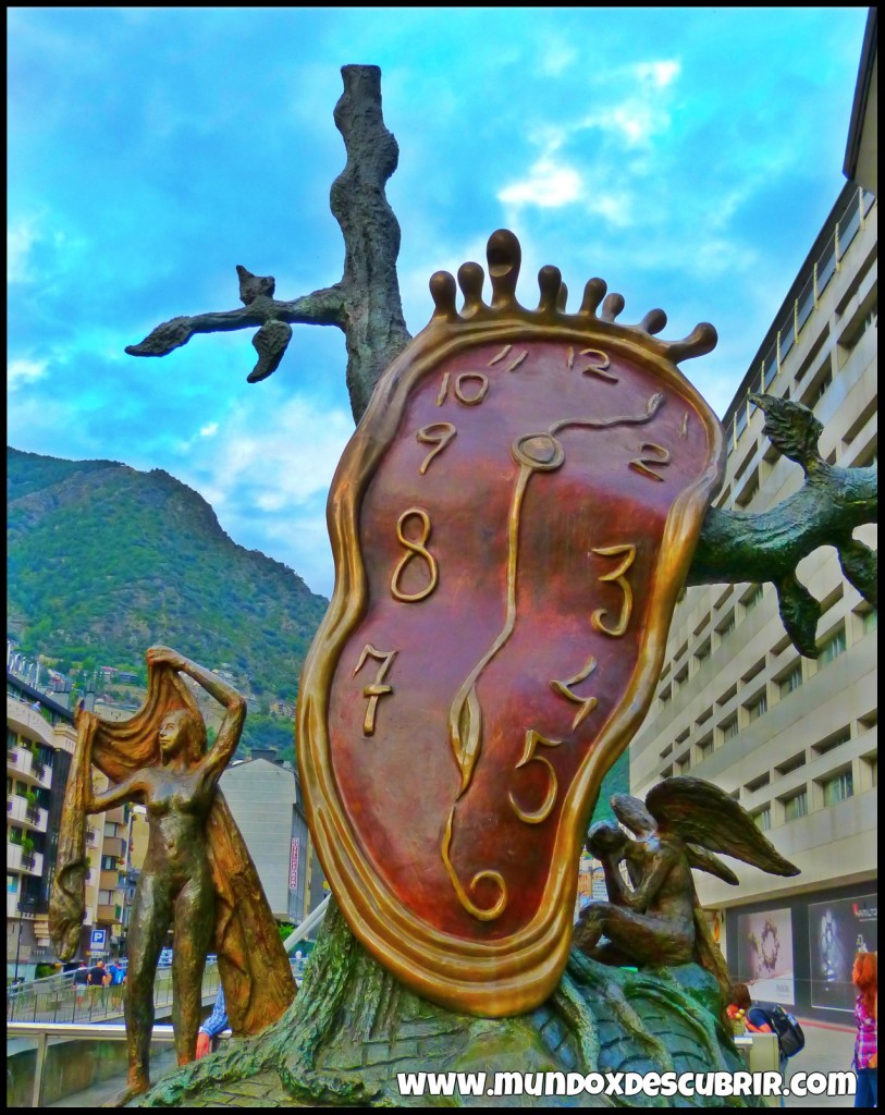 Reloj de Andorra