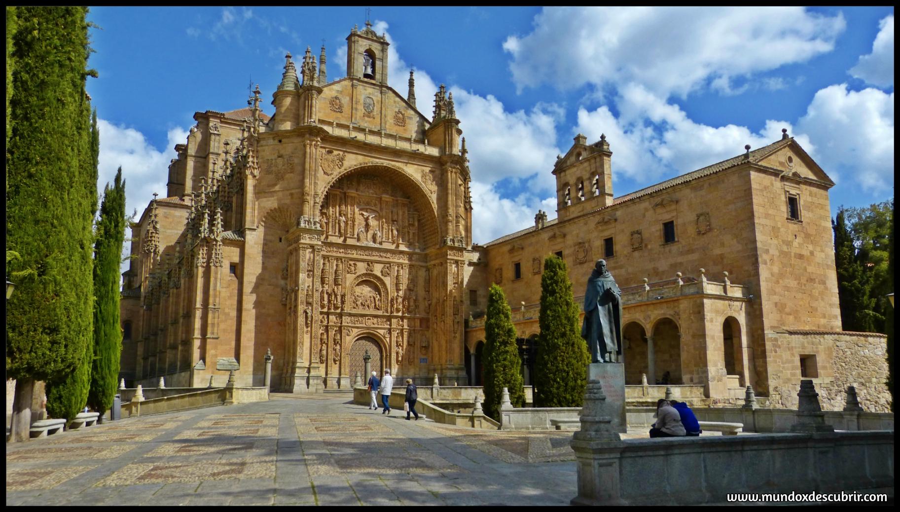 Convento de San Esteban de Salamanca - MundoXDescubrir ¿Te lo vas a perder?