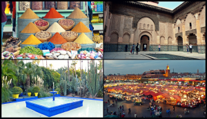 Foto Post Marrakech