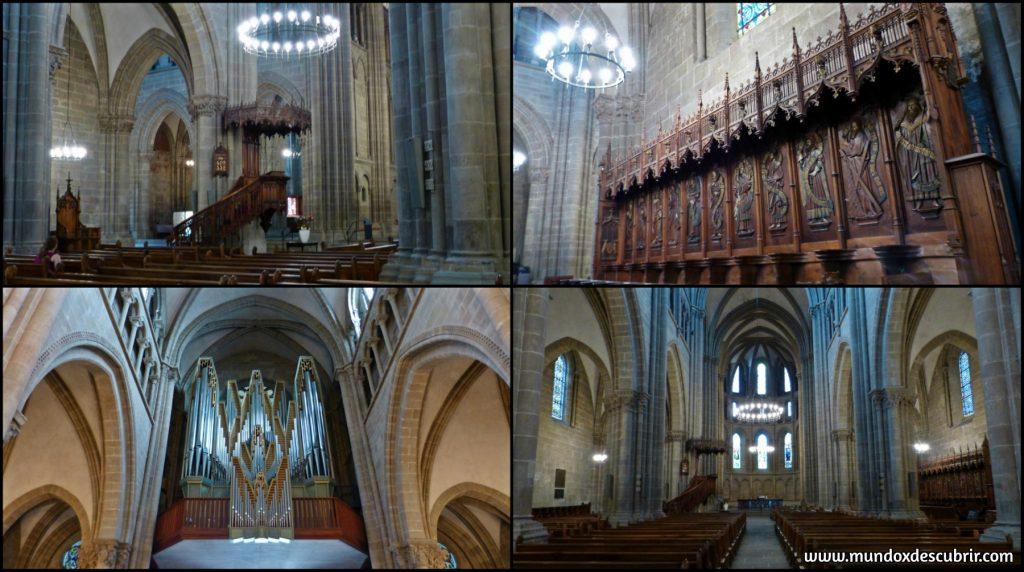 Catedral de Saint Pierre Ginebra - Suiza