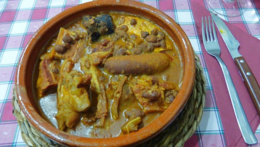 gastronomía España