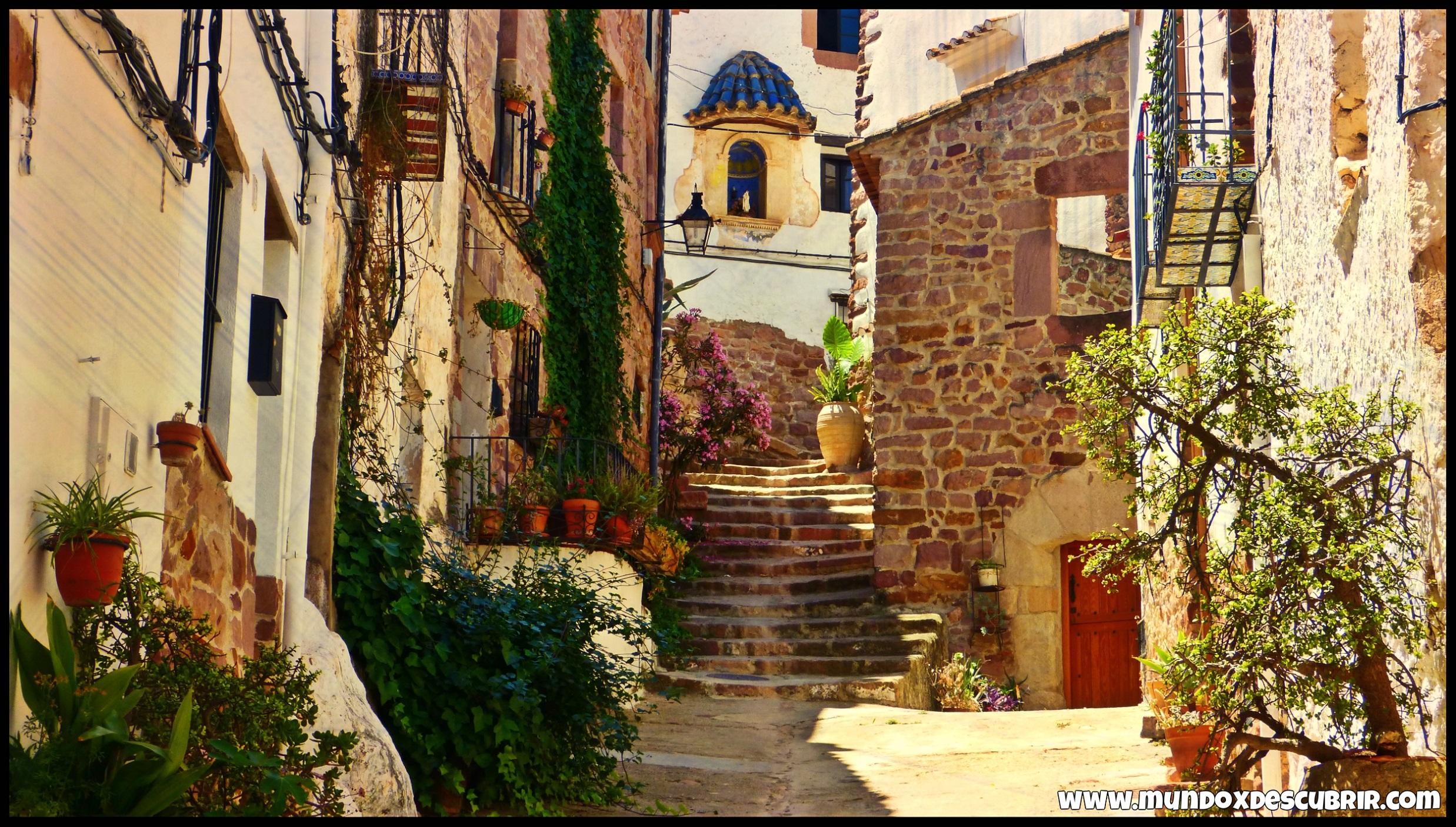 Pueblos con encanto de la provincia de castell n - Sitios con encanto cerca de madrid ...