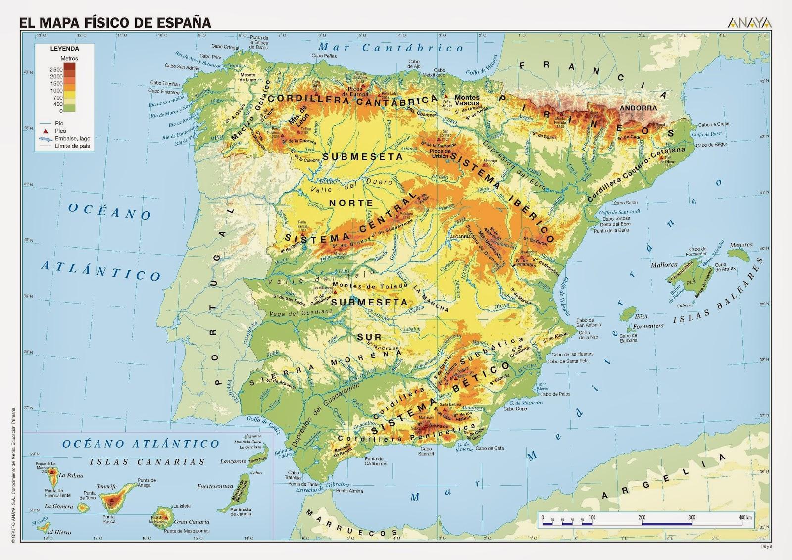 Gu a b sica para viajar a espa a mundoxdescubrir te lo for Exteriores espana