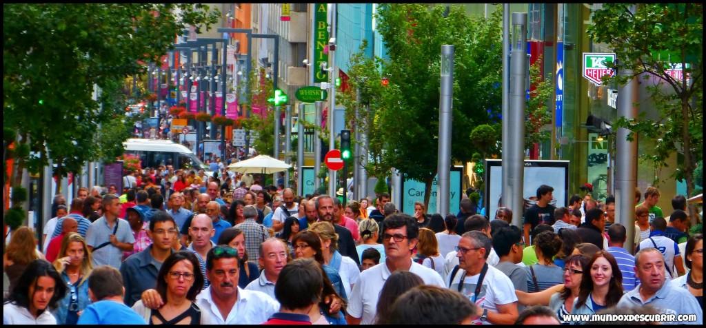 compras en Andorra
