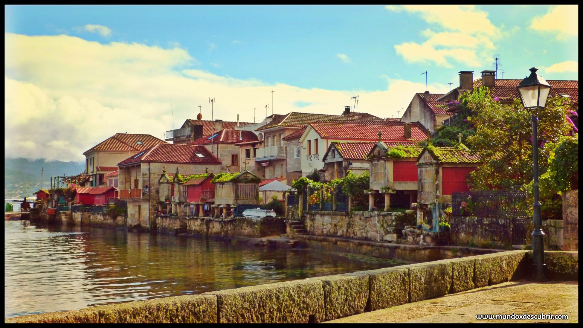 Imprescindibles qué ver y visitar en COMBARRO (Galicia) -