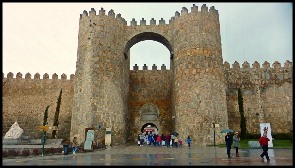 lugares para ver y visitar en Ávila