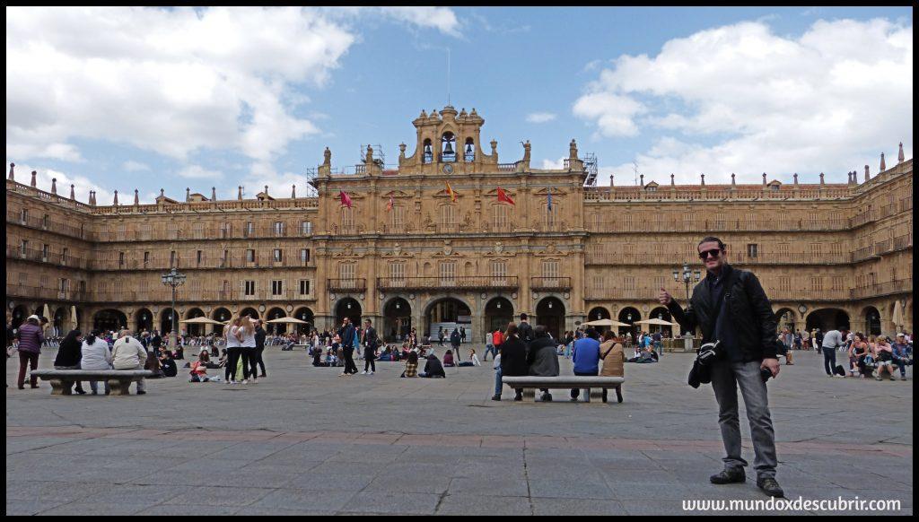 que ver Salamanca