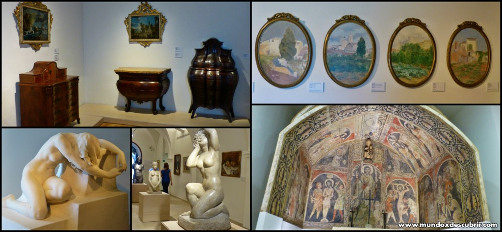 Collage Museo Mar i cel