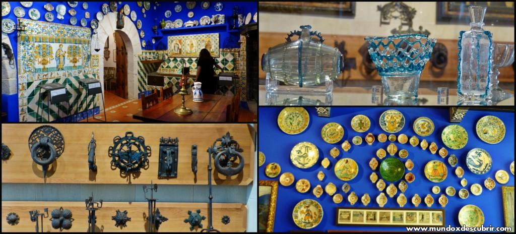 Collage Museu Cau Ferrat