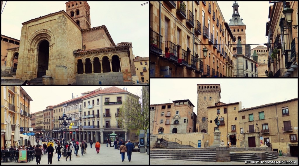 Casco Antiguo Segovia