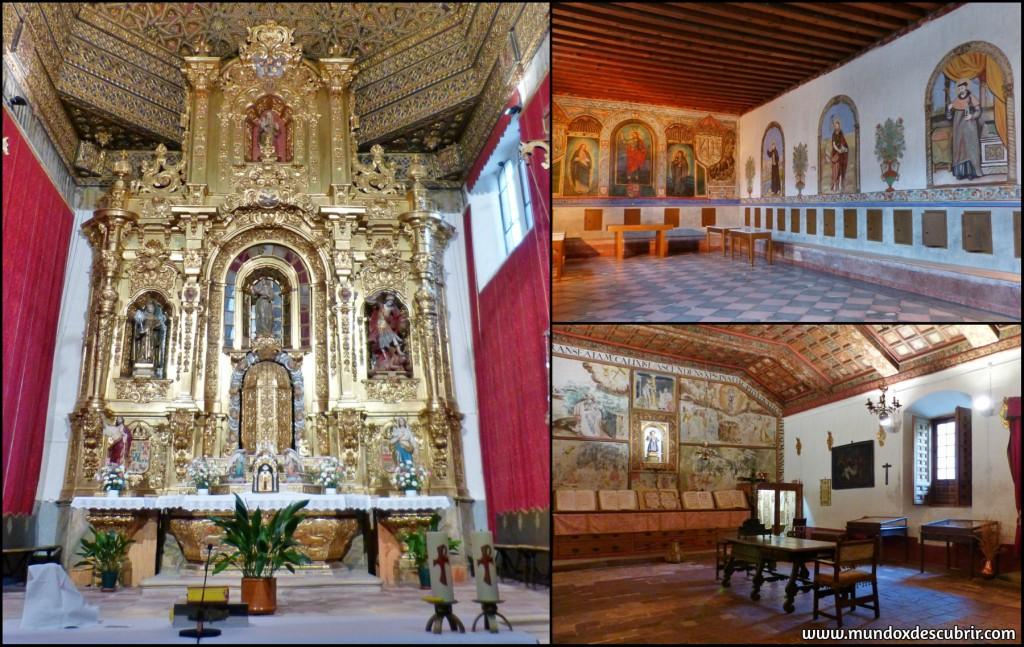 Monasterio San Antonio El Real - Segovia