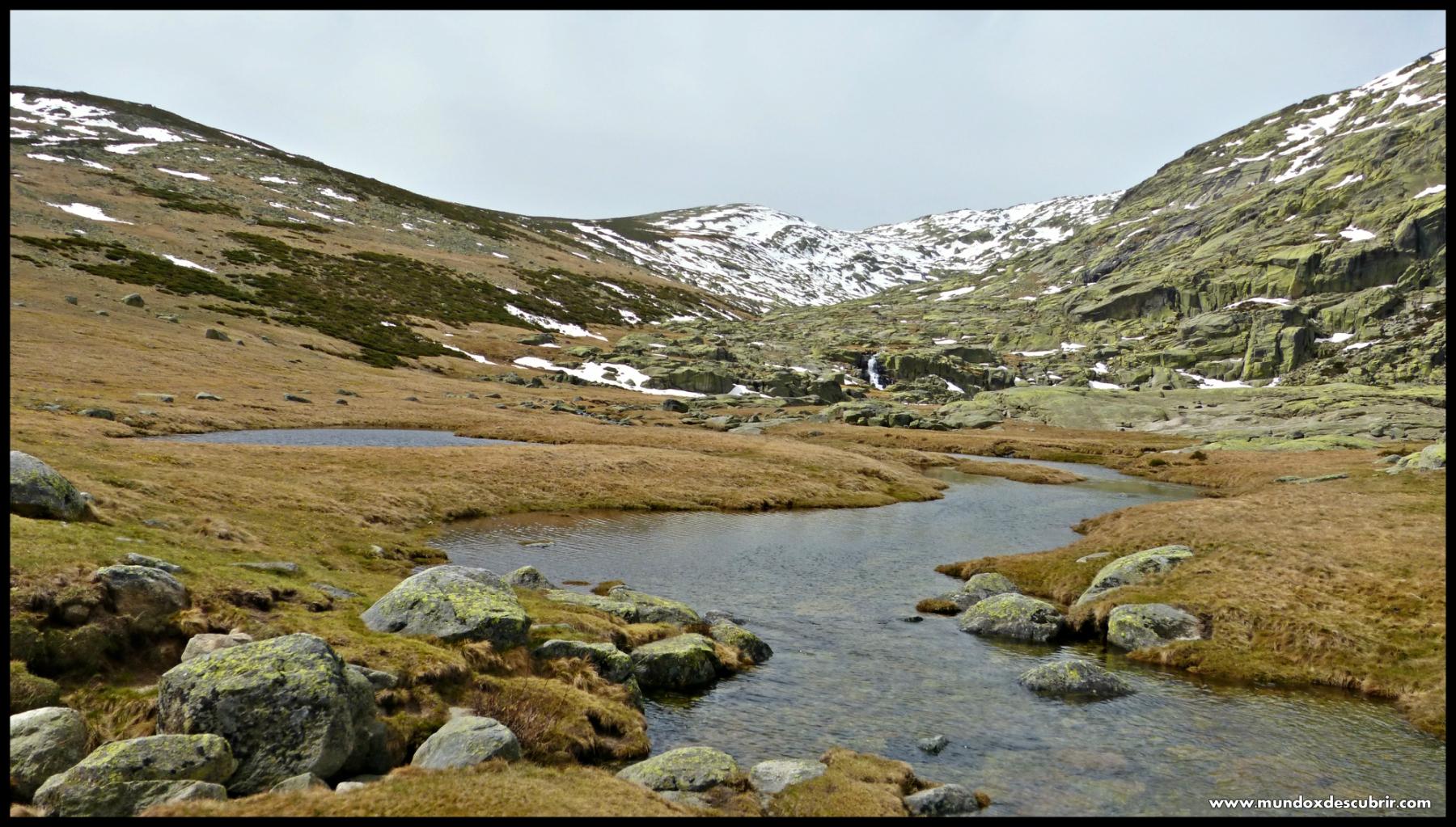 Prado de pozas de la sierra de gredos mundoxdescubrir for Piscinas naturales sierra de gredos