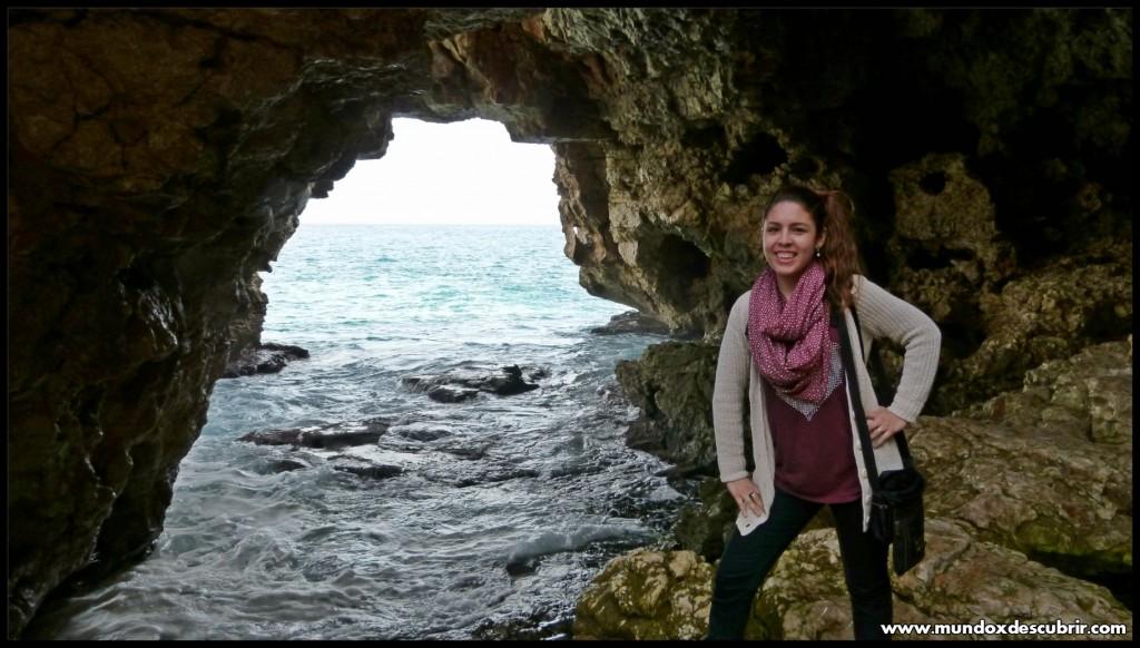 Cala y Playa Moraig - Costa Blanca de Alicante
