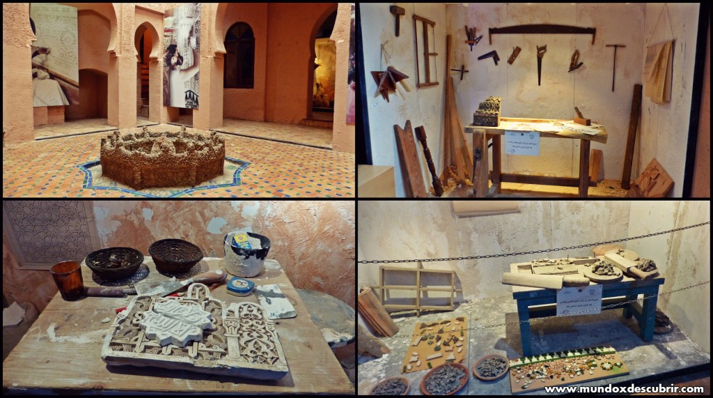 Collage Museo