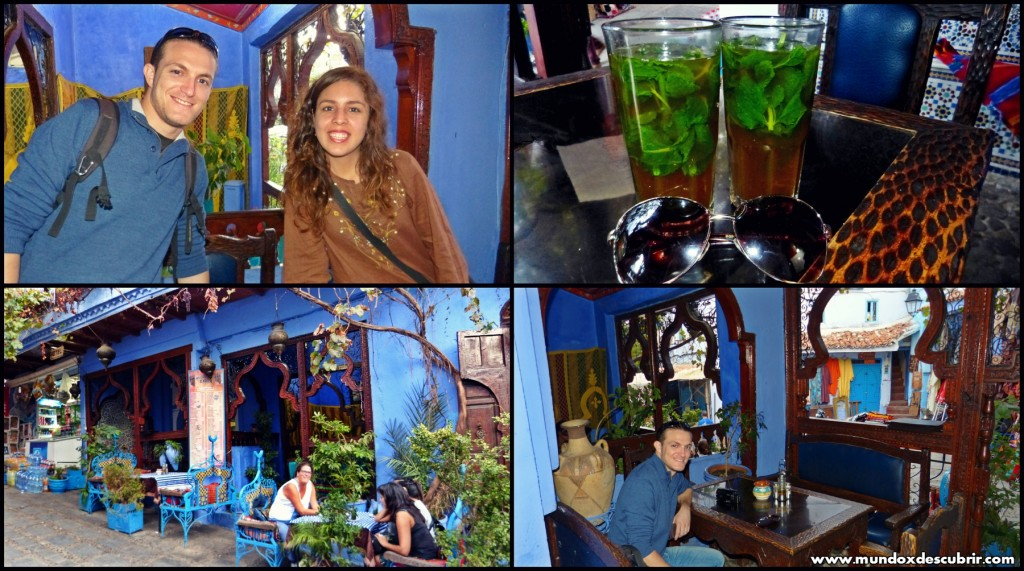 Collage Restaurante te