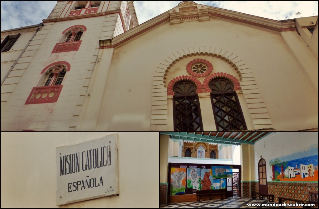 Collage iglesia católica