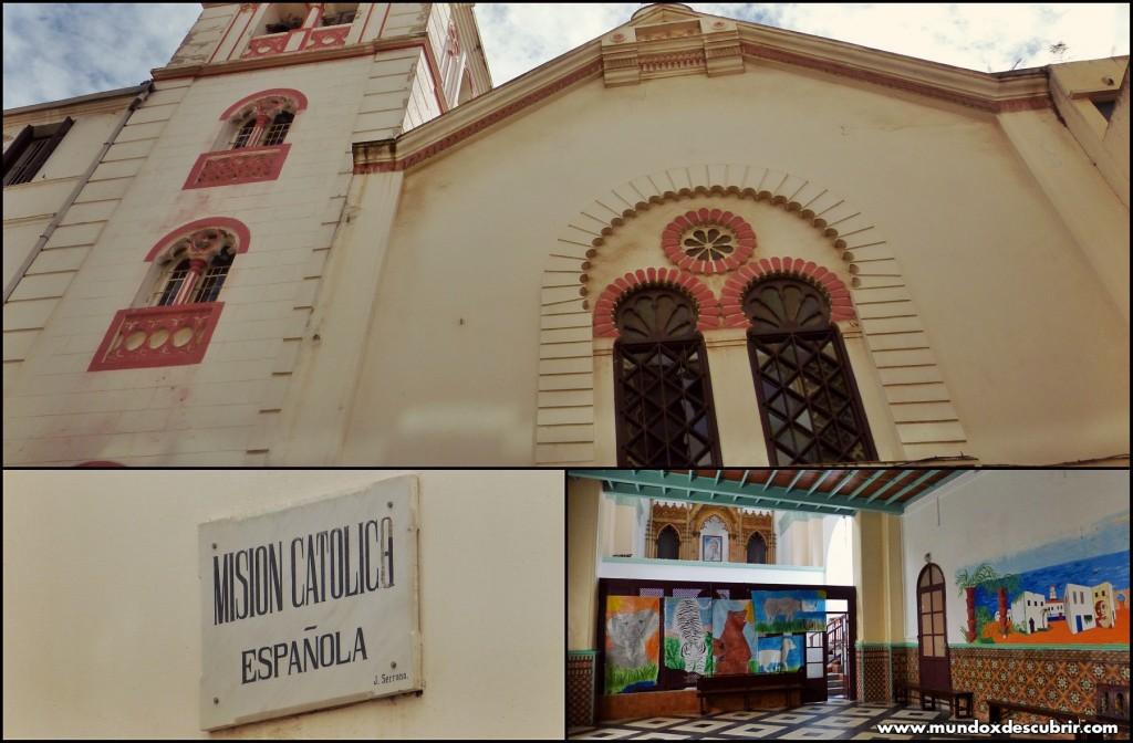 Collage iglesia católica