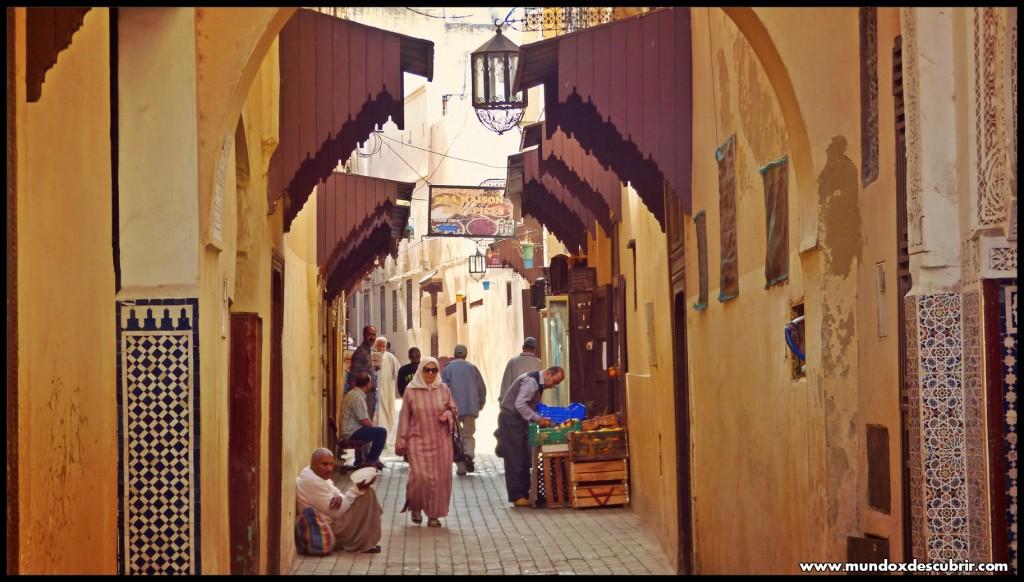 que ver Meknes