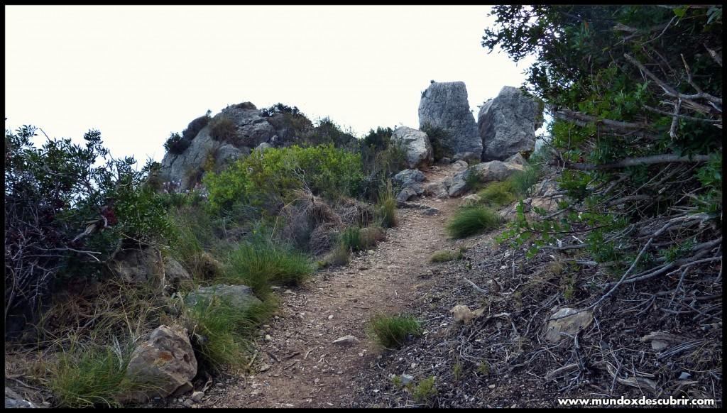 Ruta de los acantilados