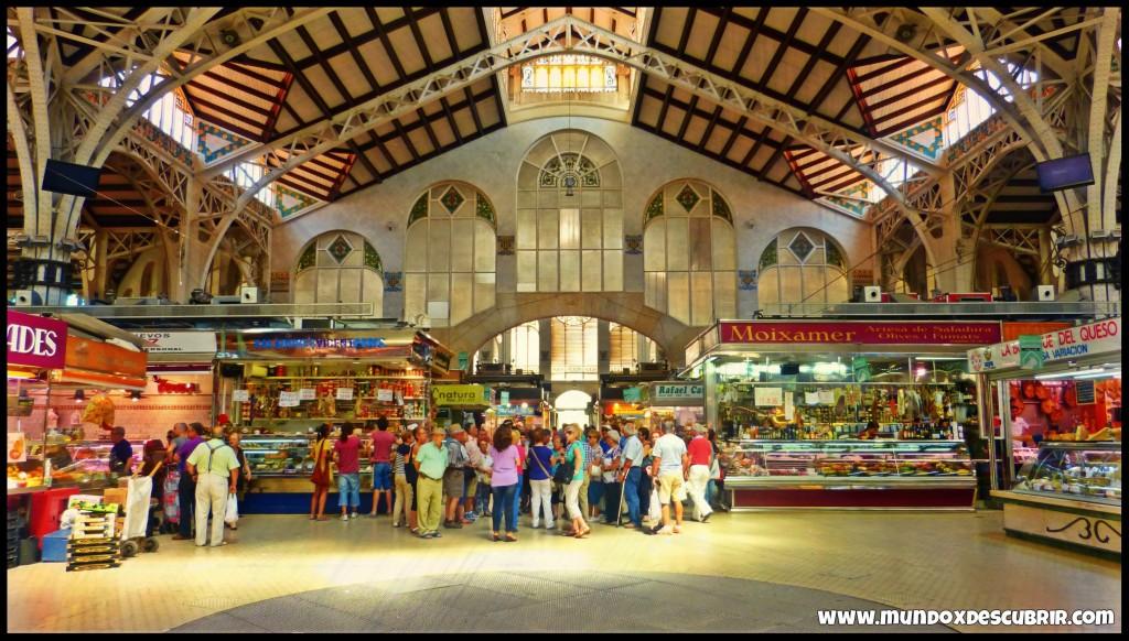 Mercado Modernista de Valencia