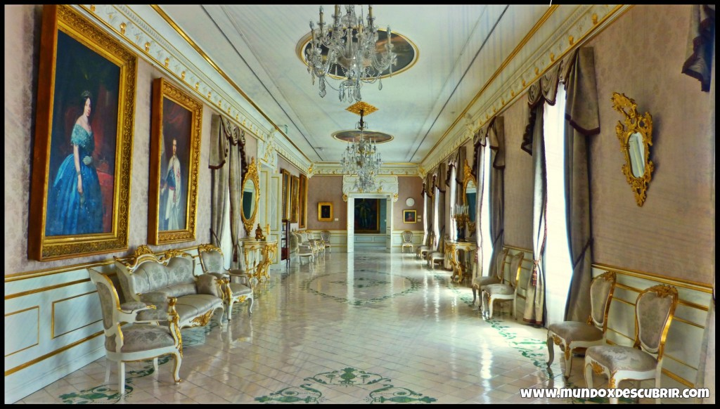 Palacio de cervello - Provincia de Valencia
