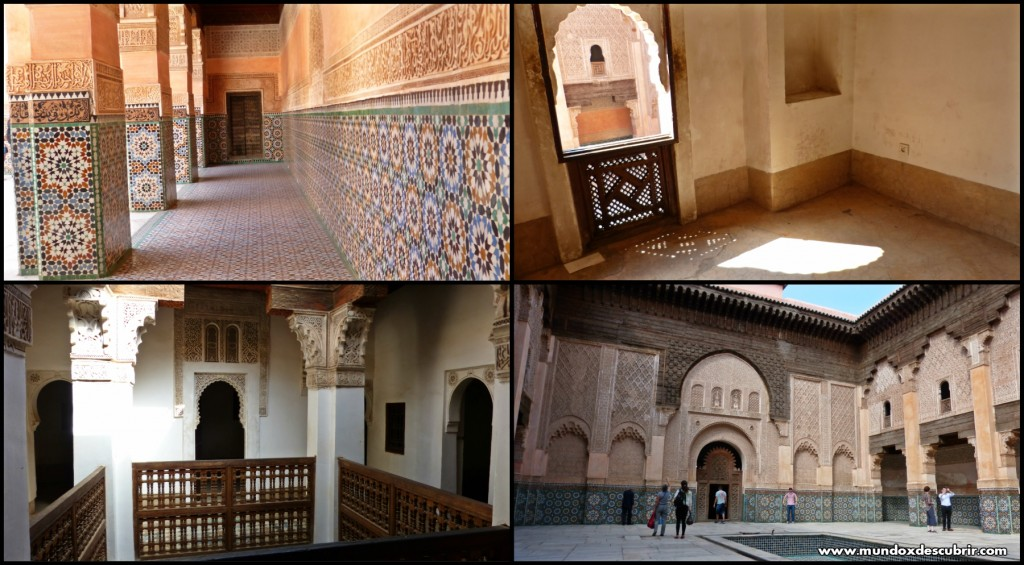 Madraza Ben Youssef - Marrakech - Marruecos