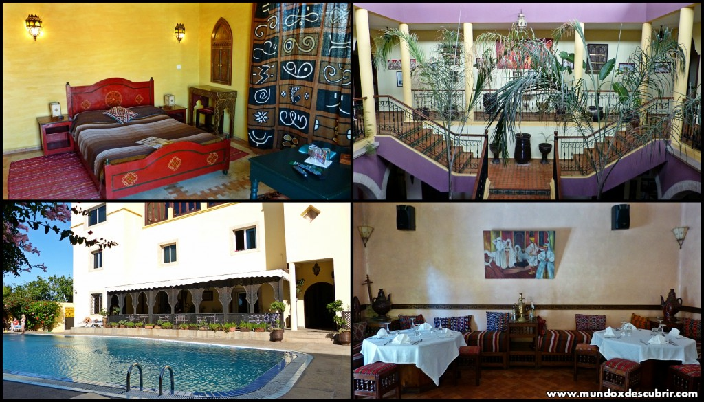 Collagehotel sahra