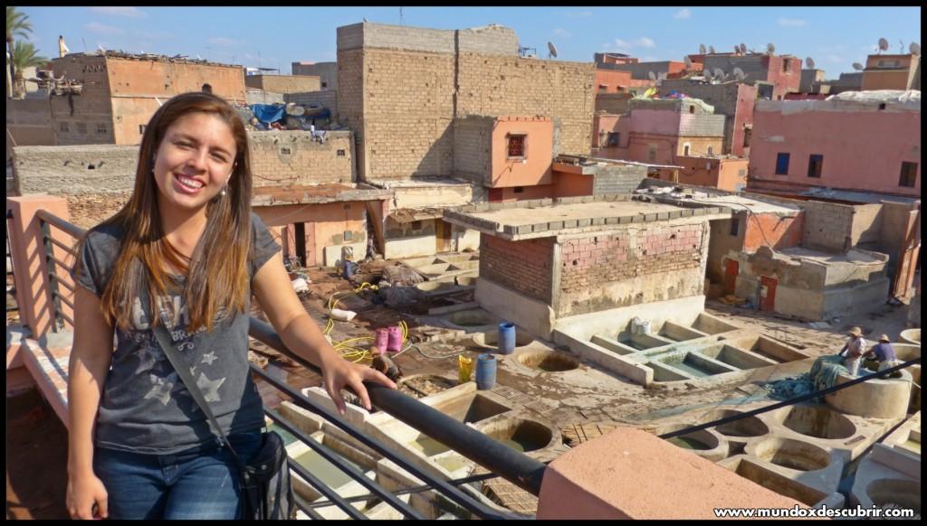 Curtidurías Marrakech