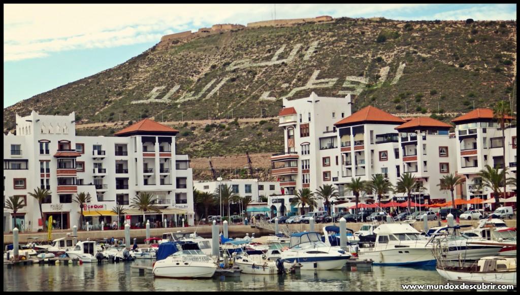 que ver Agadir