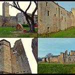 Larressingle, pueblo medieval amurallado más bonito de Gers