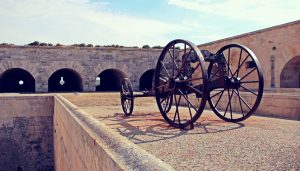 Castillo de la Mola | Fortaleza Militar en MENORCA