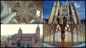 Las 5 Catedrales más bonitas de Castilla y León
