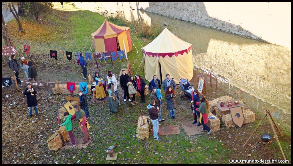 Mercado Medieval de Vic