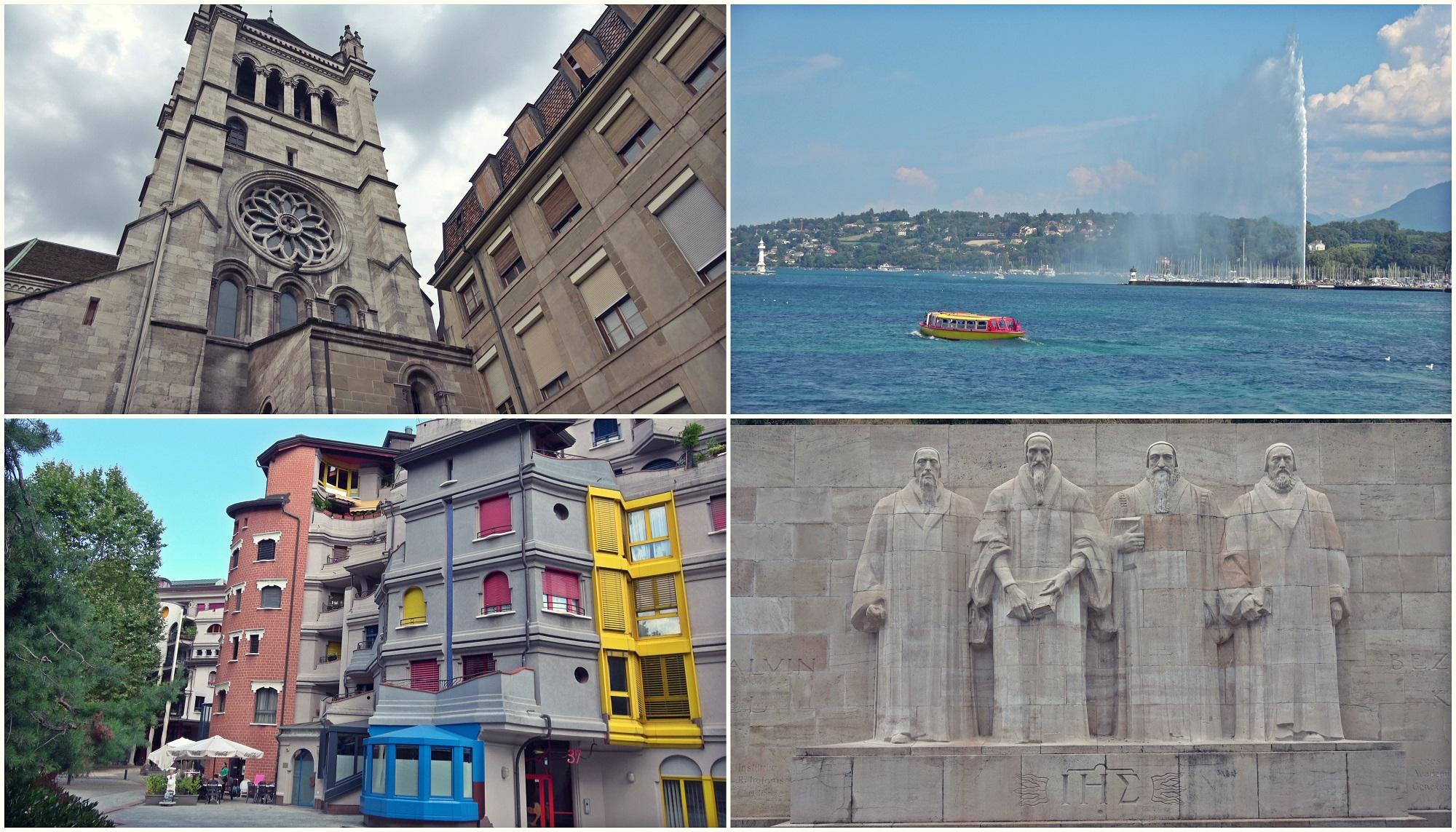 15 lugares Imprescindibles para visitar en Ginebra - MundoXDescubrir ...