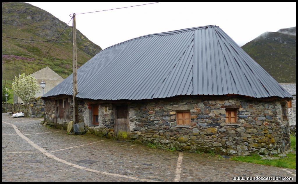 Casas tradiconales Balouta - Castilla y León