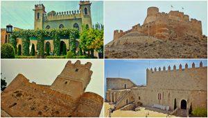 Los 10 castillos más bonitos de la COMUNIDAD VALENCIANA