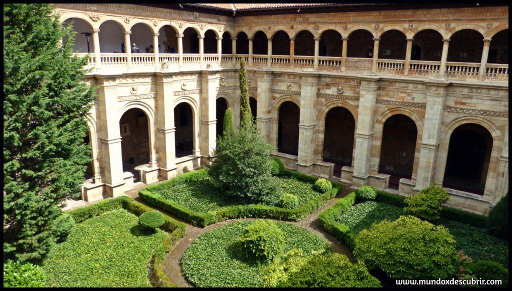 Claustro Convento San Marcos - Castilla y León