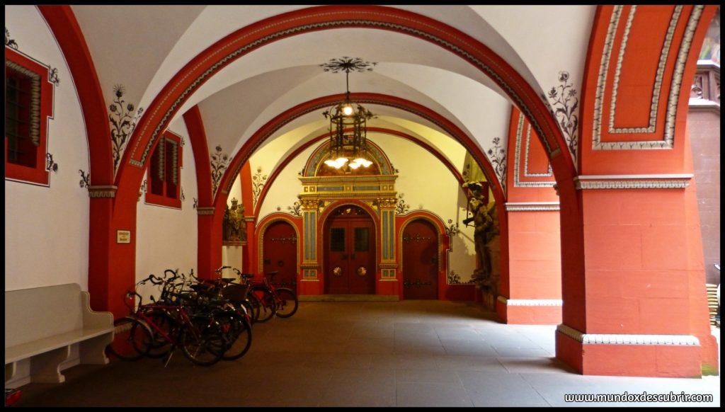 Ayuntamiento o Rathaus