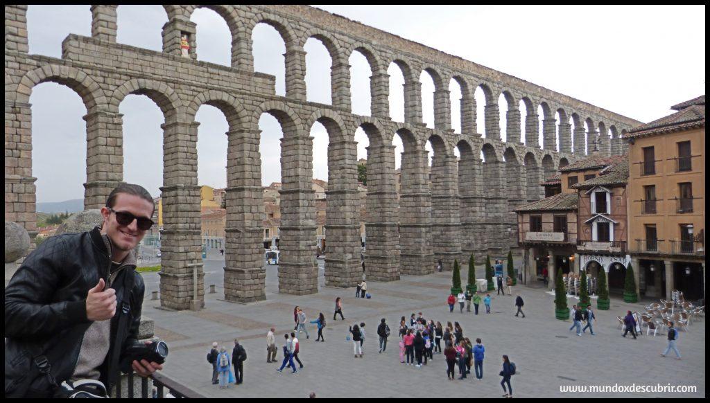 que ver Segovia
