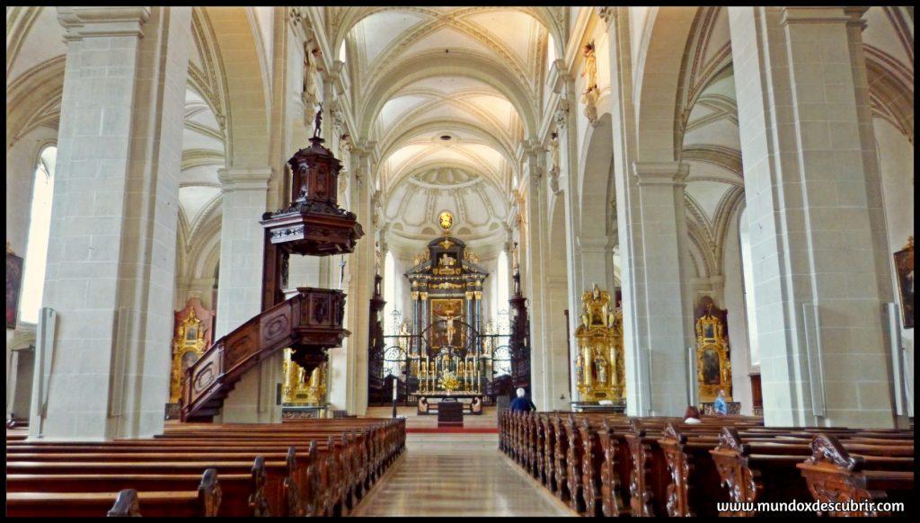 Qué ver y visitar un día en Lucerna