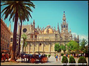 Un fin de semana qué ver en Sevilla