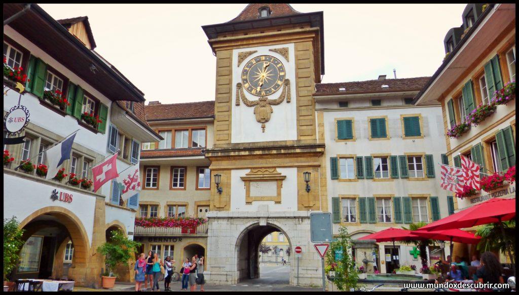 Murthen Suiza