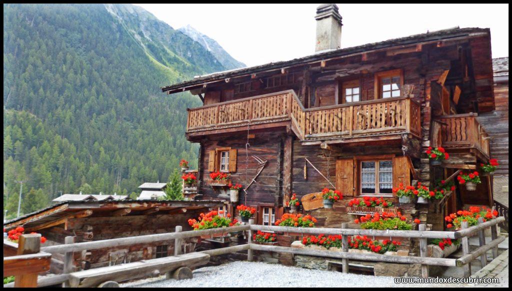 pueblos suiza