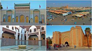 Consejos/tips para viajar a las Ciudades Imperiales: Fez, Rabat, Meknes y Marrakech