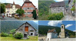 Los Pueblos Medievales más bonitos de Suiza: Corippo, Monasterio Mustair y Saint Ursanne