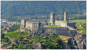 Qué ver y visitar en Bellinzona, Patrimonio de la Humanidad