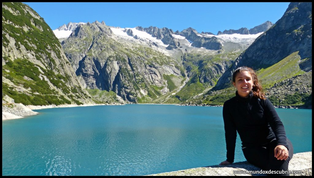 lagos de glaciar