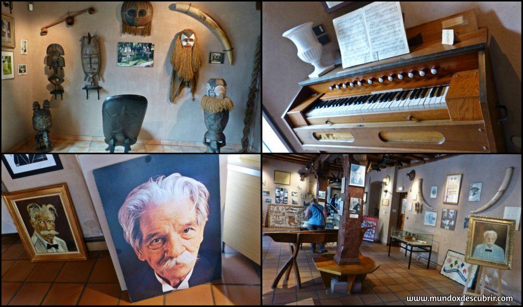 museo doctor Albert Schweitzer