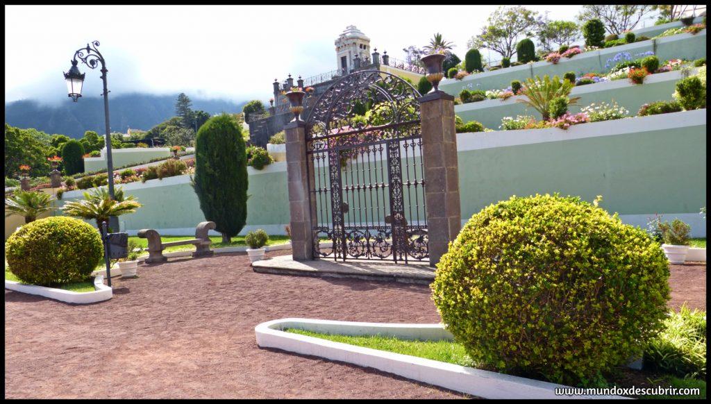 jardines victoria - la orotava
