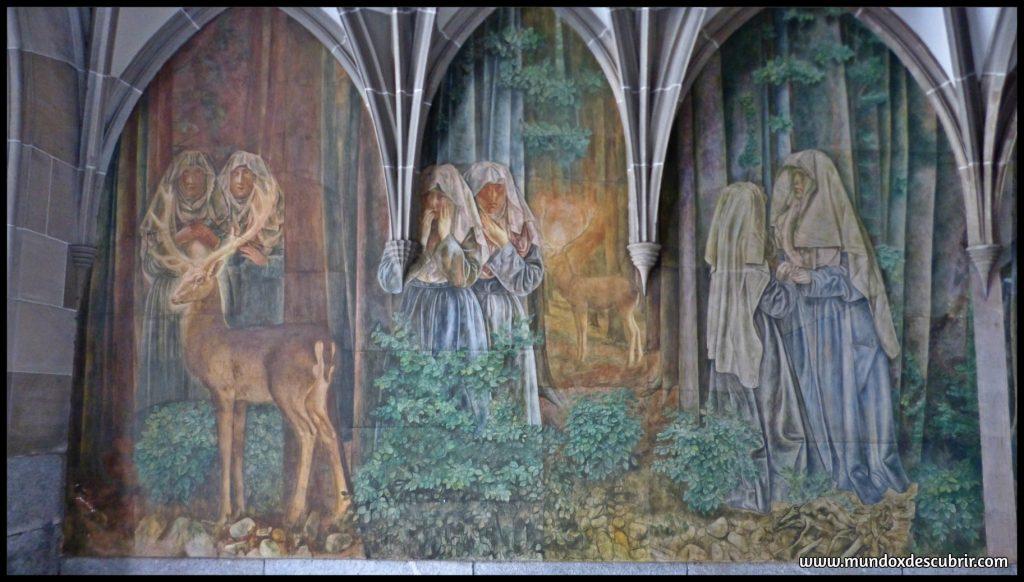 Abadía de Fraumünster